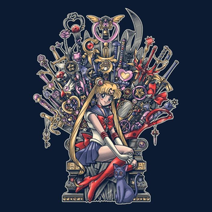 Once Upon a Tee: Throne of Magic (Alt)