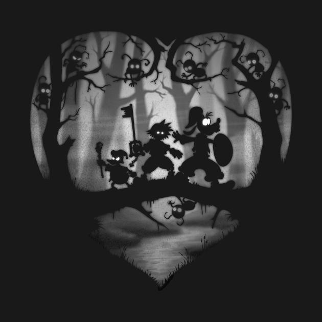 TeePublic: limbo hearts