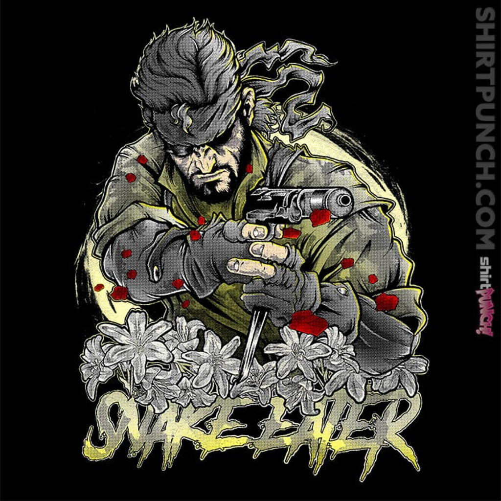 ShirtPunch: Snake Eater