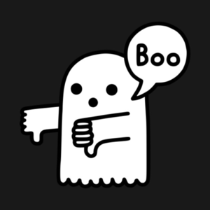 TeePublic: Ghost Of Disapproval