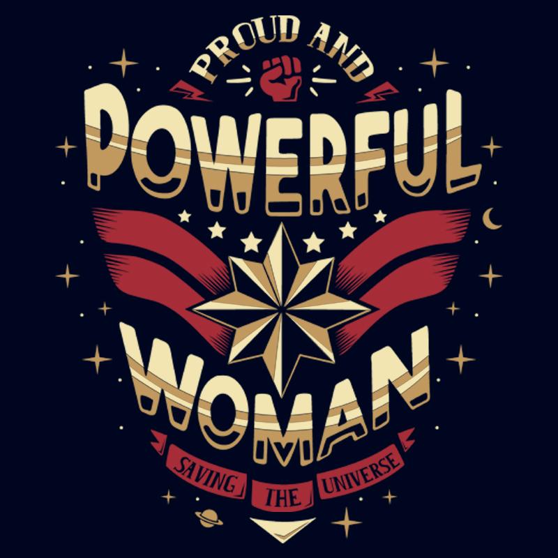 Pampling: Powerful Woman