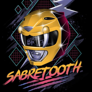 Once Upon a Tee: Epic Sabretooth