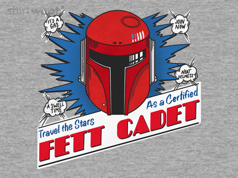 Woot!: Fett Cadet