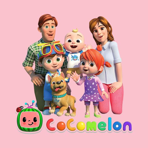 TeePublic: Cocomelon Lovers