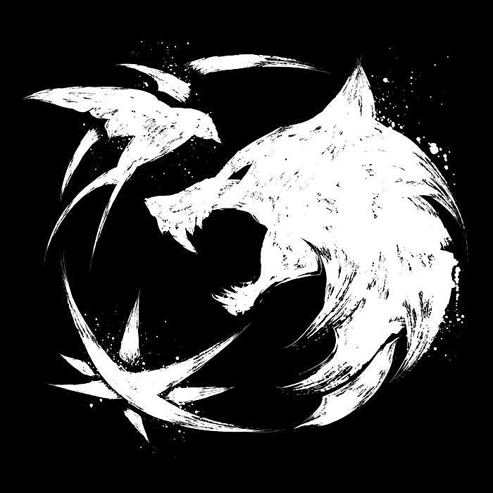 Once Upon a Tee: Wild Wolf