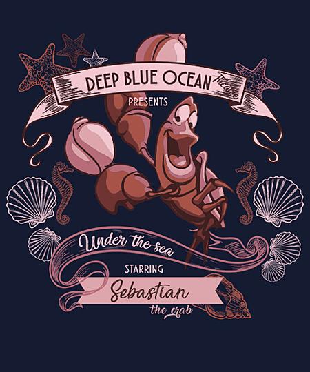 Qwertee: Under the sea
