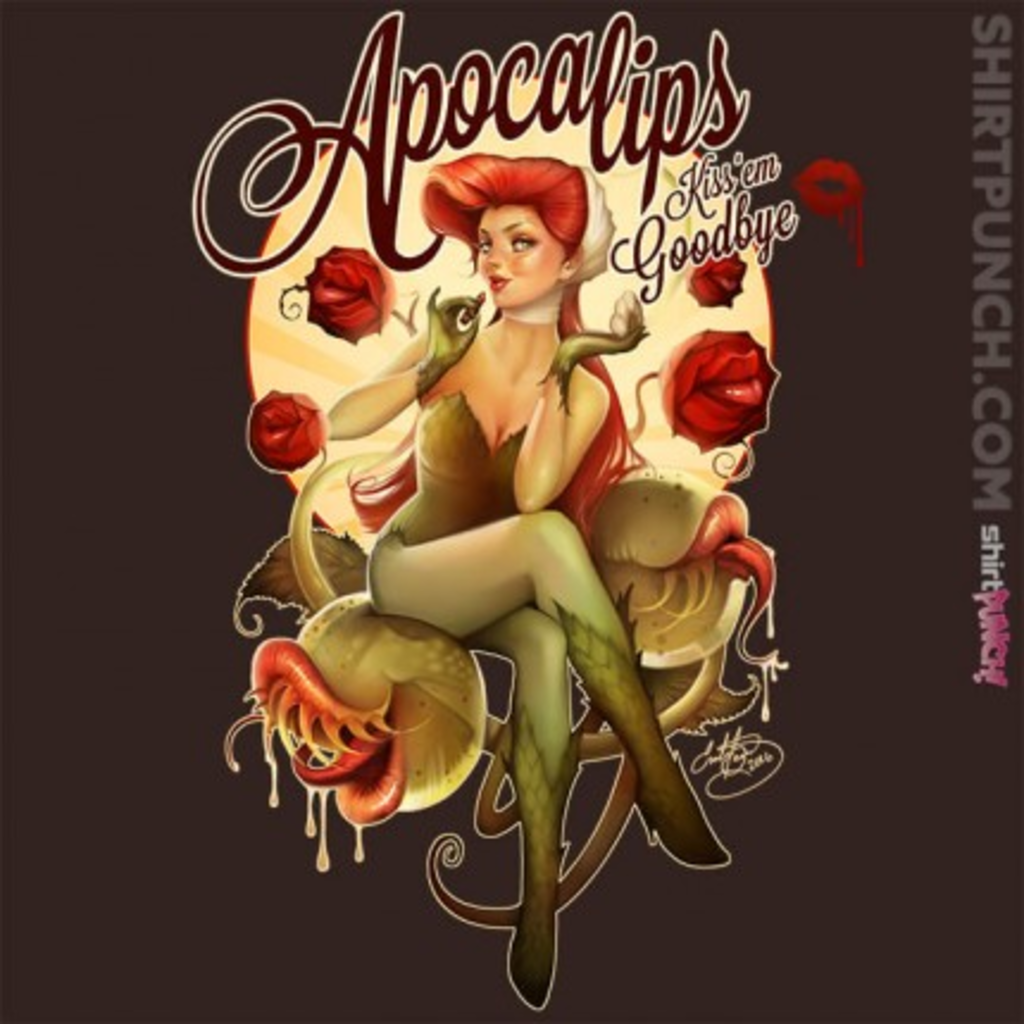 ShirtPunch: Apocalips