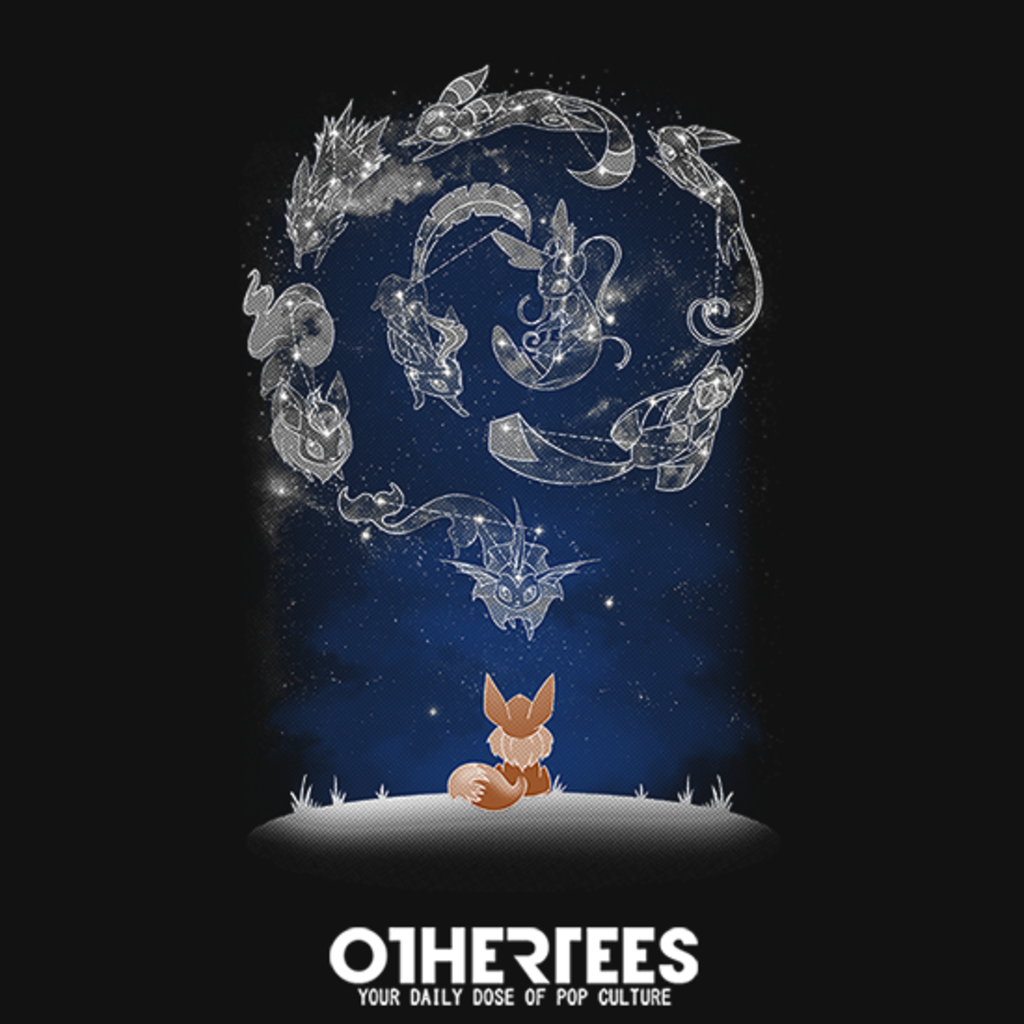 OtherTees: Starry Evolutions
