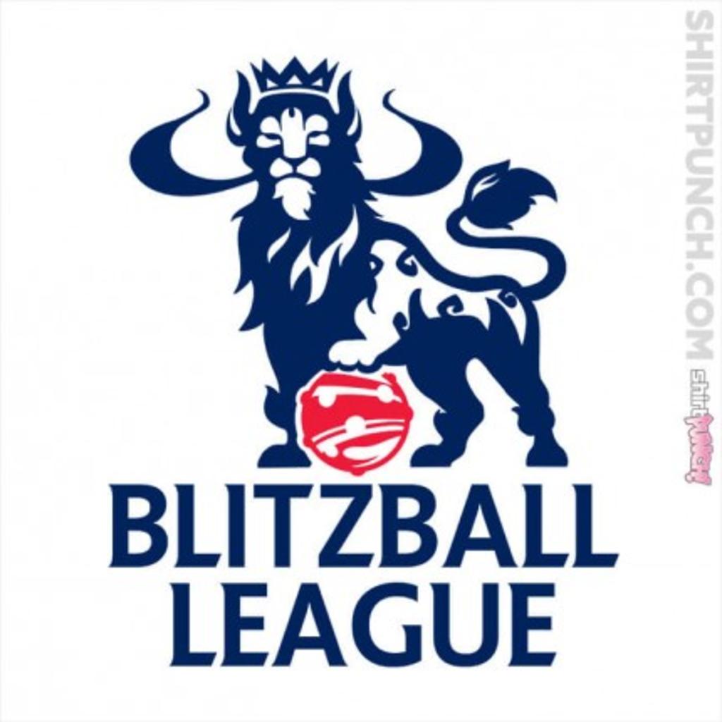 ShirtPunch: Blitzball League