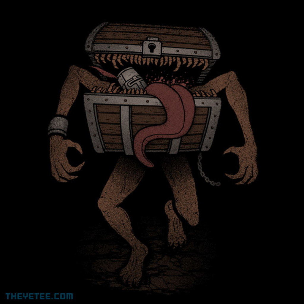 The Yetee: MIMICRY