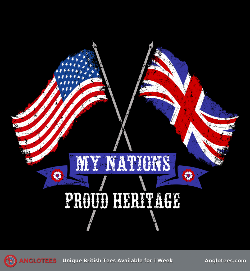 Anglotees: Proud Heritage