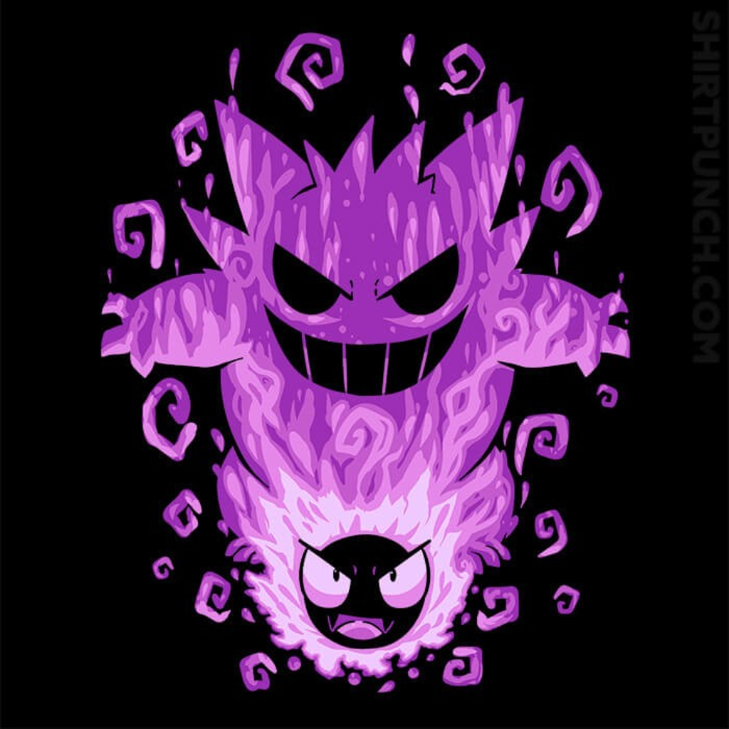 ShirtPunch: The Menacing Ghost Within