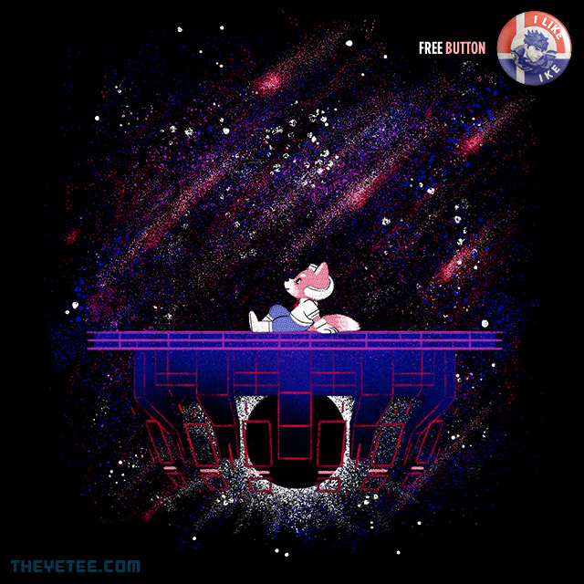 The Yetee: Fox Only. No Items. Final Destination.