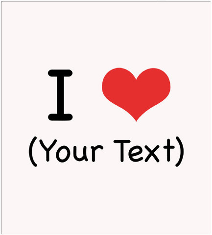 Shirt Battle: I Heart Your Text
