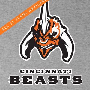 Shirt Battle: Cincinnati Beasts