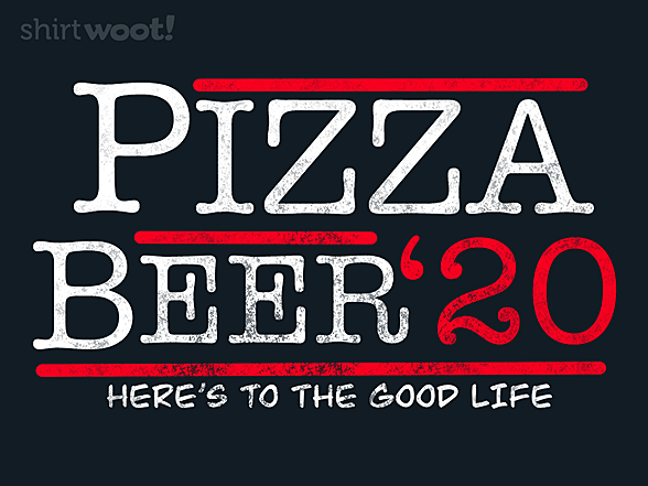 Woot!: Pizza and Beer 2020