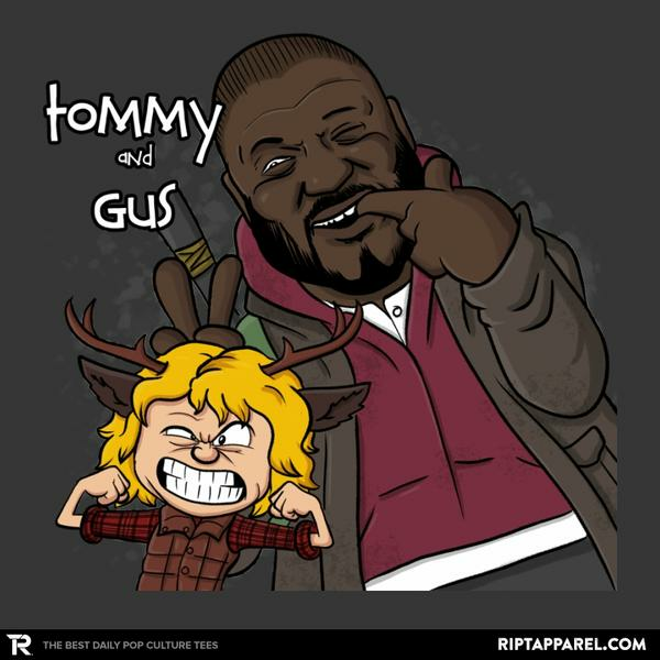 Ript: Tommy and Gus