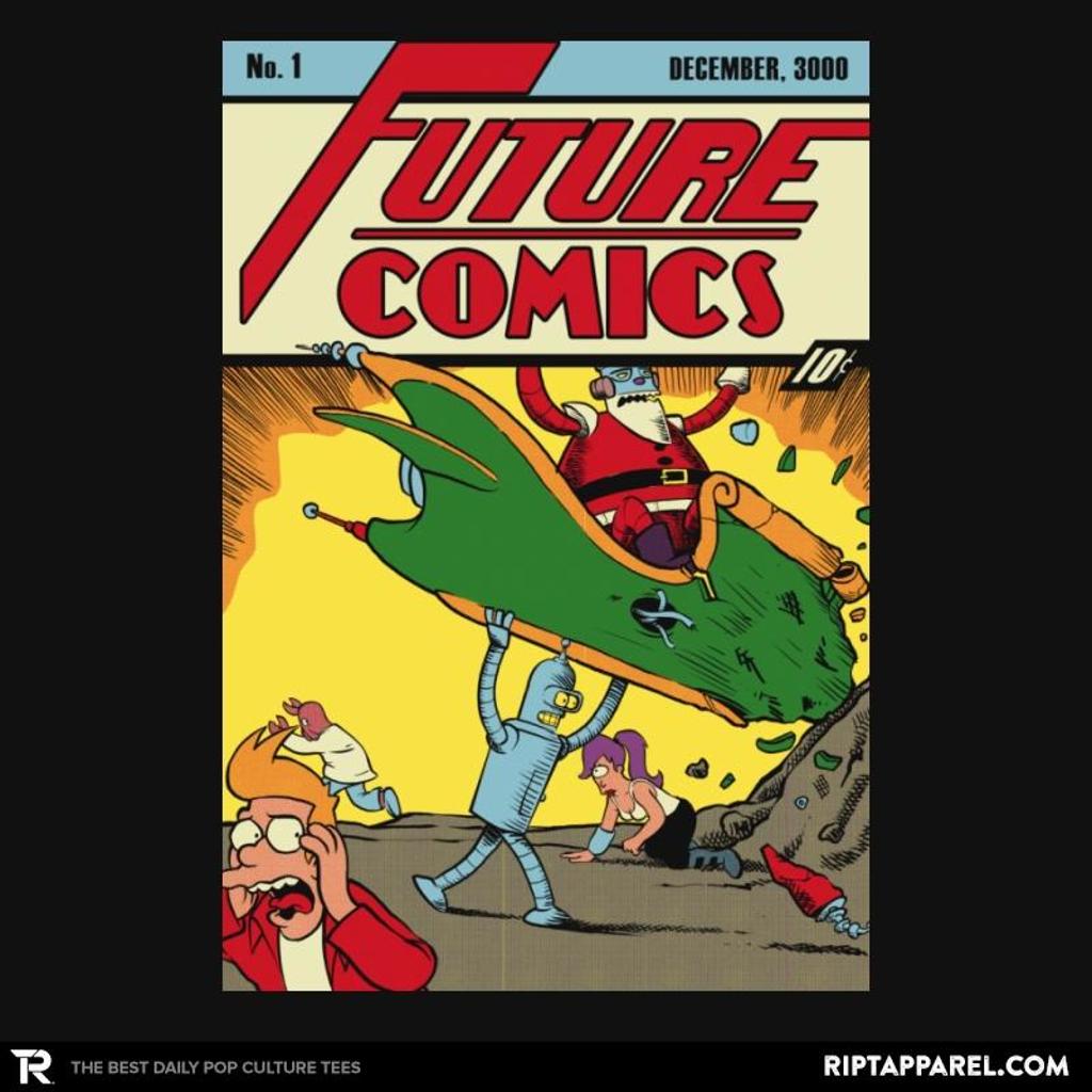 Ript: Future Comics 1