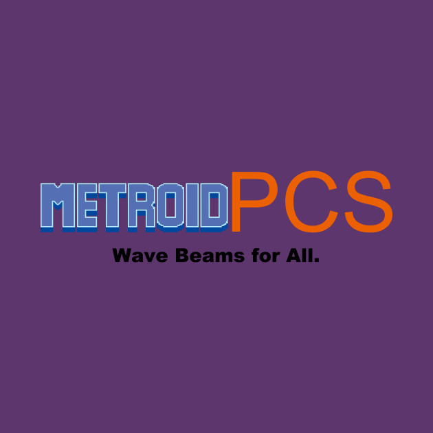 TeePublic: Metroid PCS