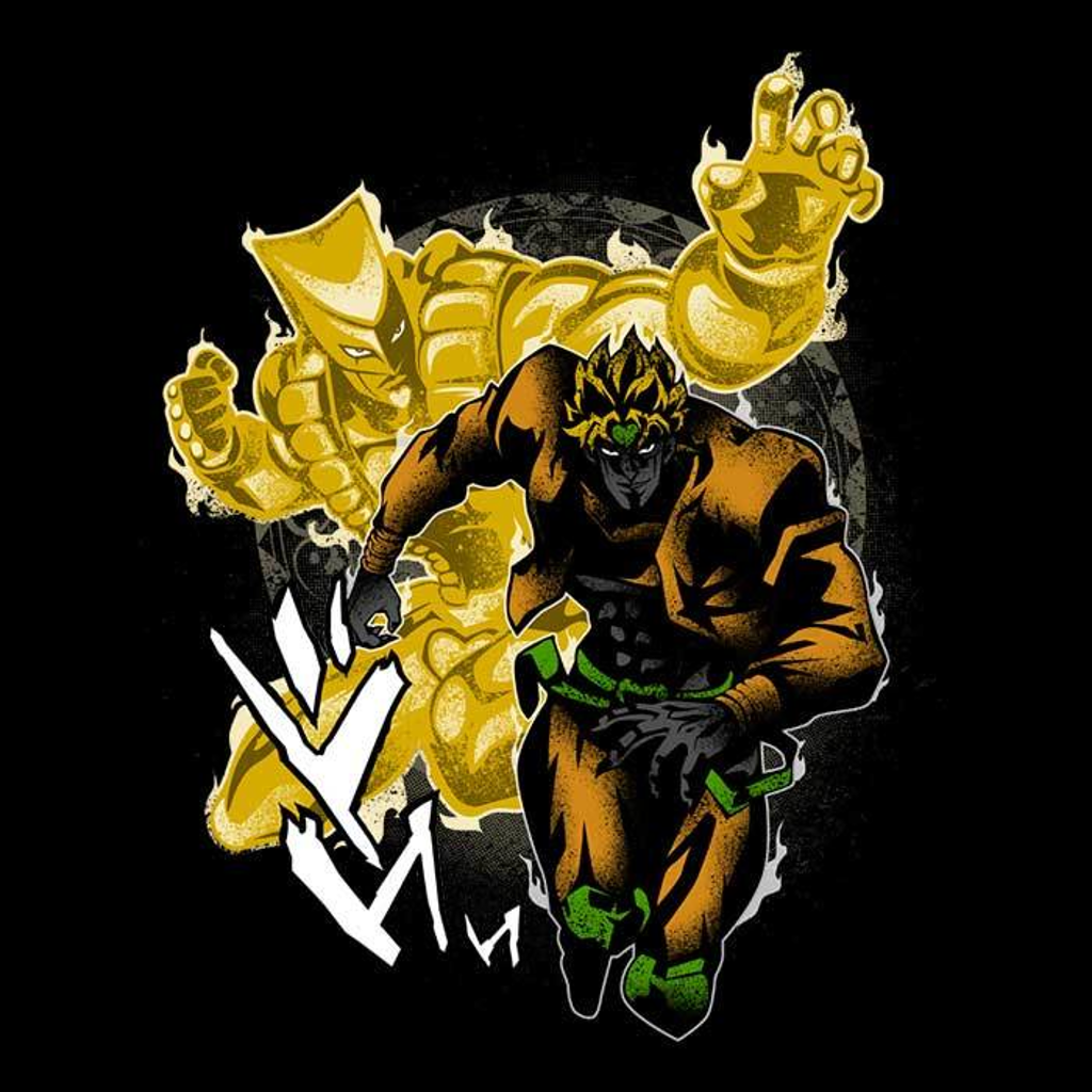 Once Upon a Tee: Attack of Dio