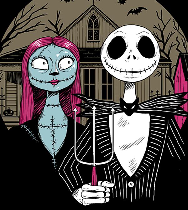 teeVillain: Nightmare Gothic
