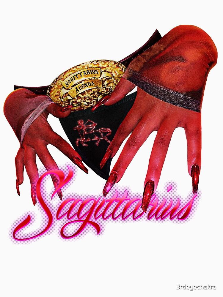 RedBubble: SAGITTARIUS AGENDA