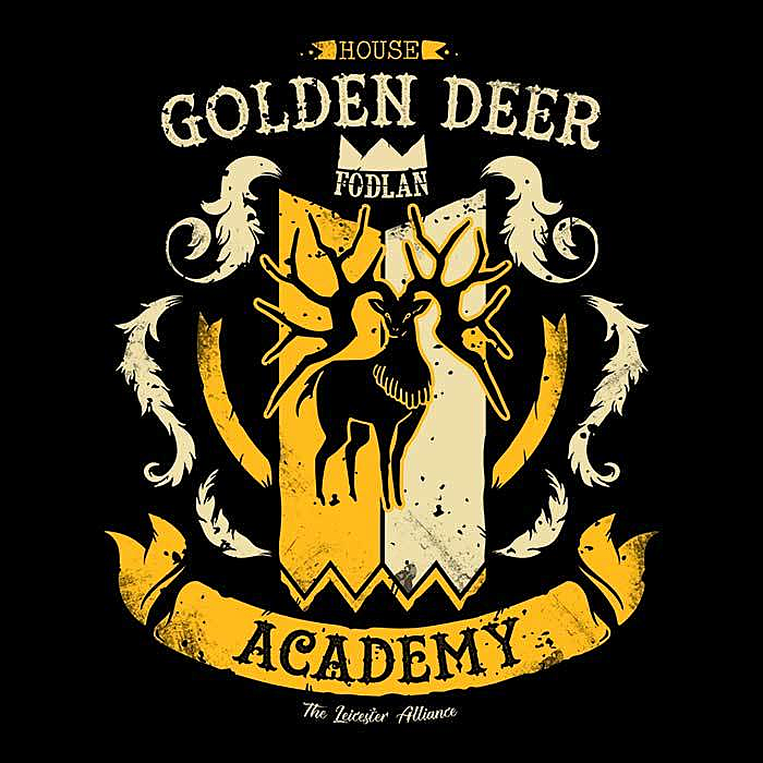 Once Upon a Tee: Golden Deer Academy