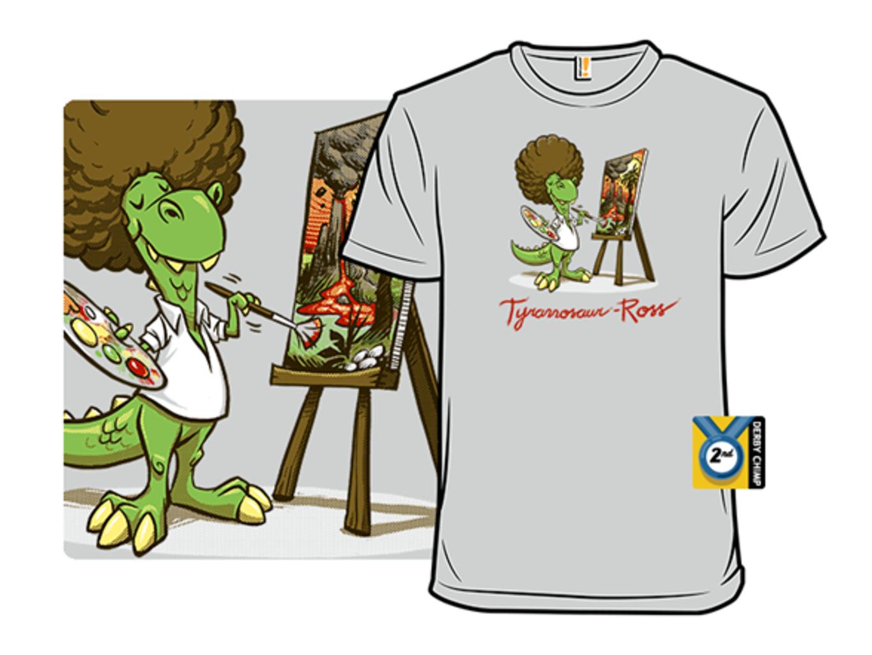 Woot!: Tyrannosaur-Ross