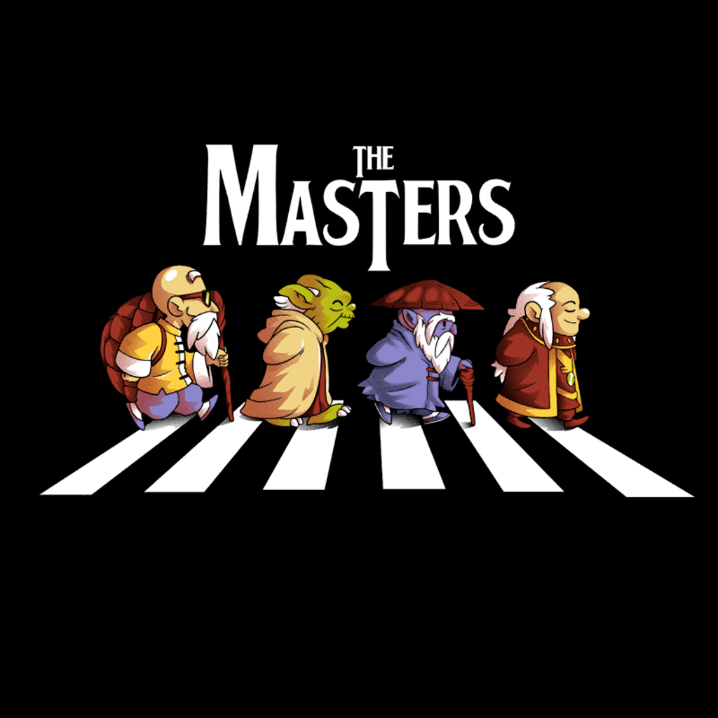 Pampling: The Masters