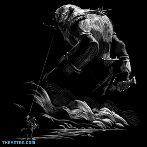 The Yetee: Colossal Shadows