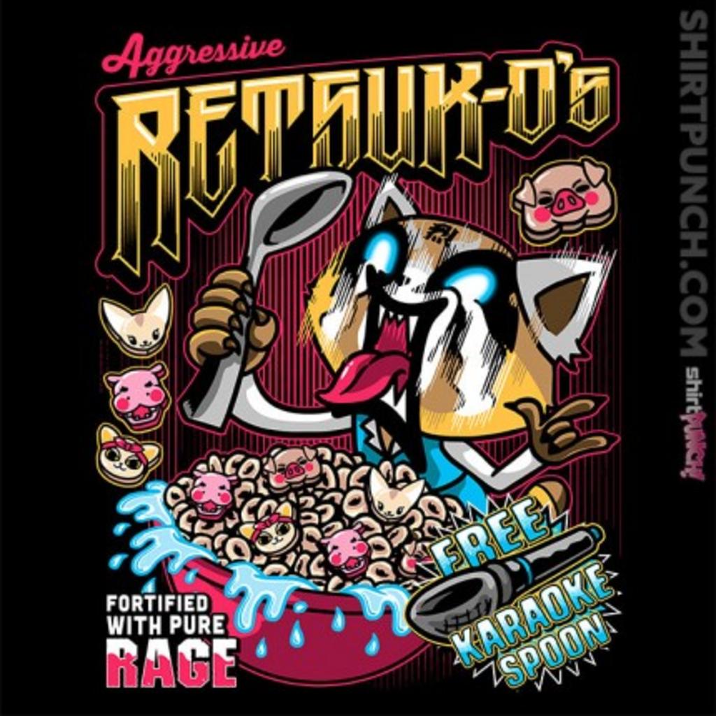 ShirtPunch: Retsuk-o's