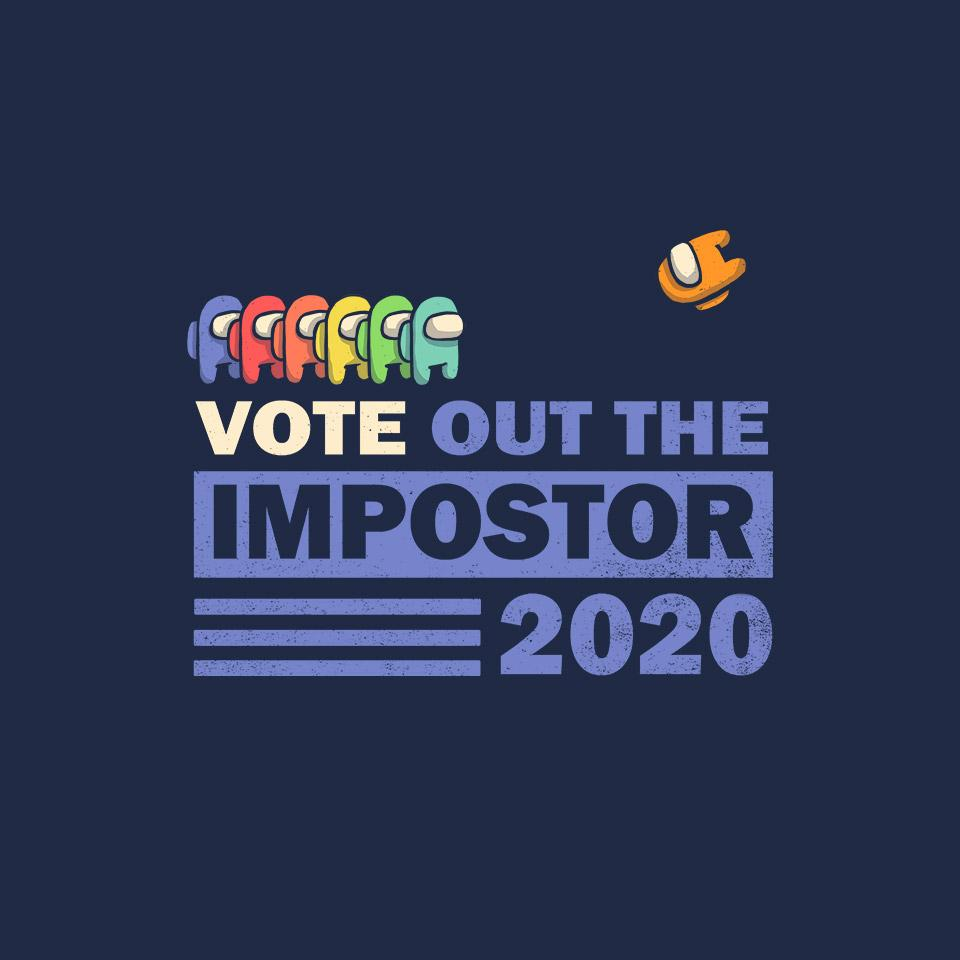 TeeFury: Vote Out The Impostor