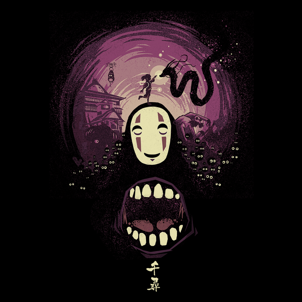 Pop-Up Tee: Spirit Nightmare