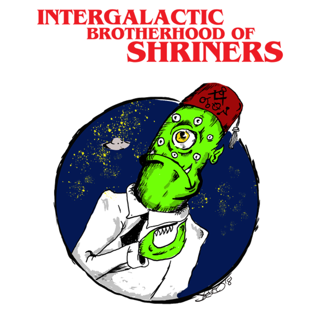 NeatoShop: Intergalactic Brotherhood of Shriners