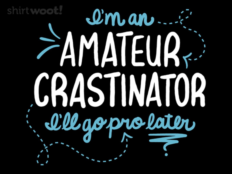 Woot!: Amateur