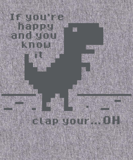 Qwertee: Clap your...OH