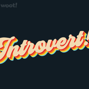 Woot!: Retro Introvert!