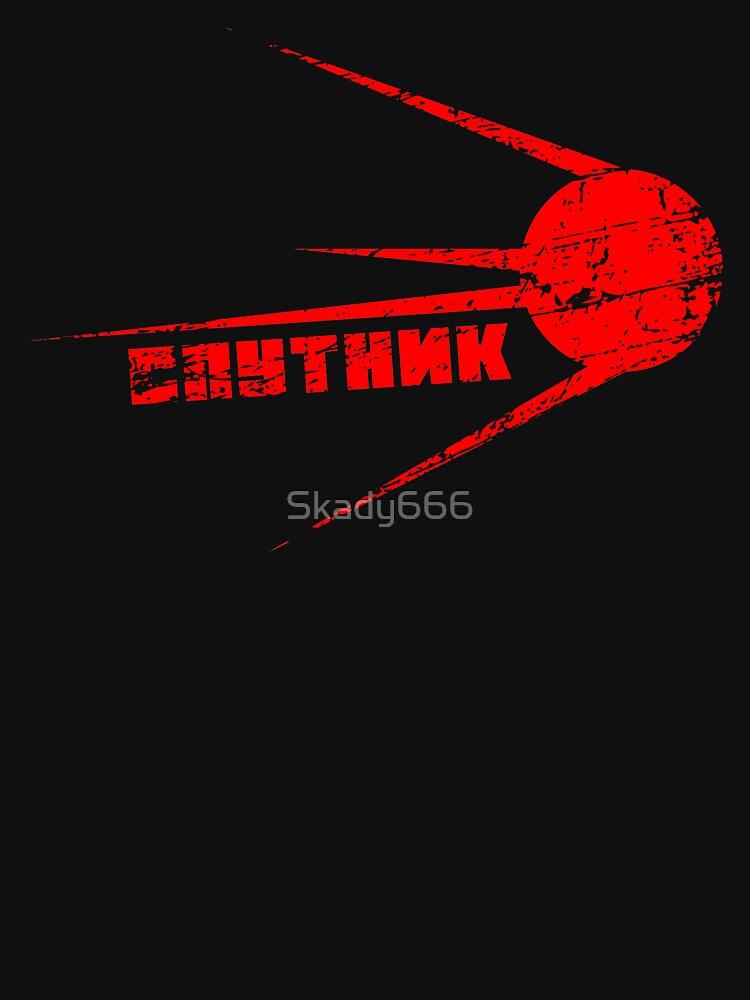 RedBubble: SPUTNIK