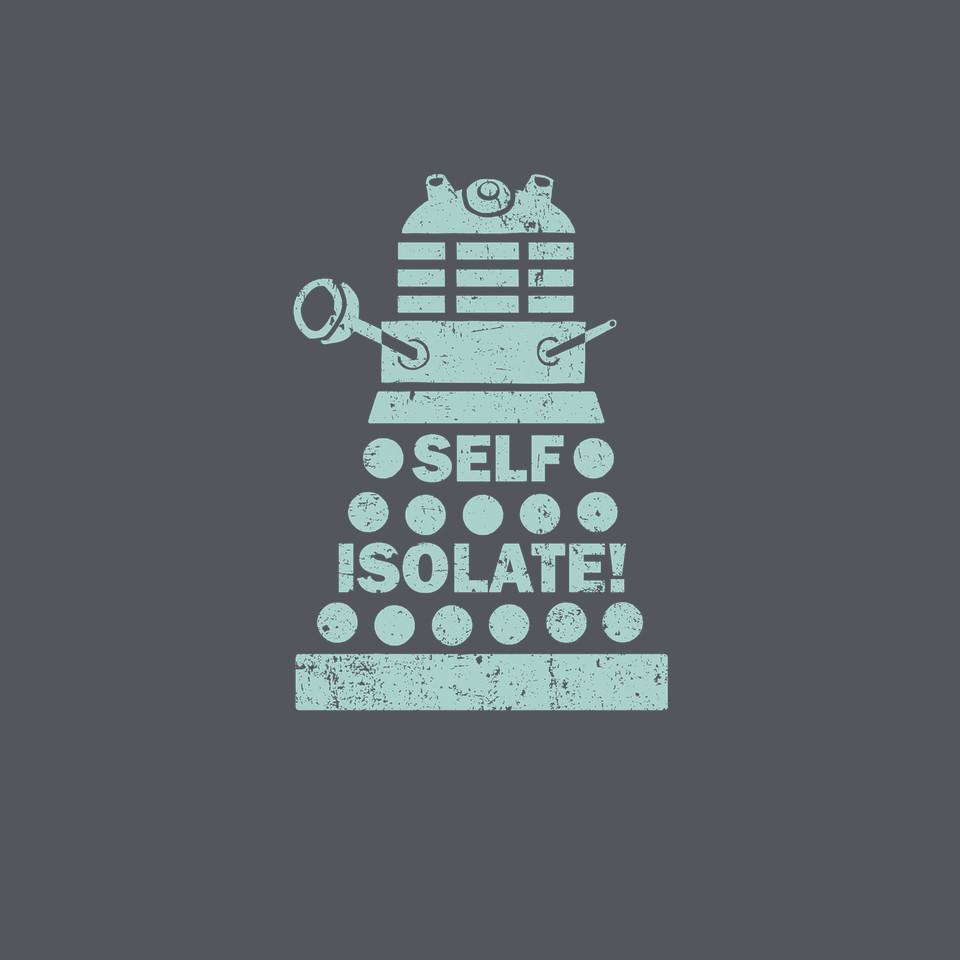 TeeFury: Self Isolate!