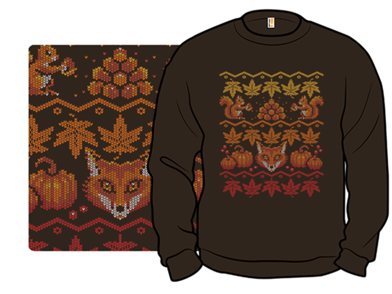 Woot!: Ugly Fall Sweater