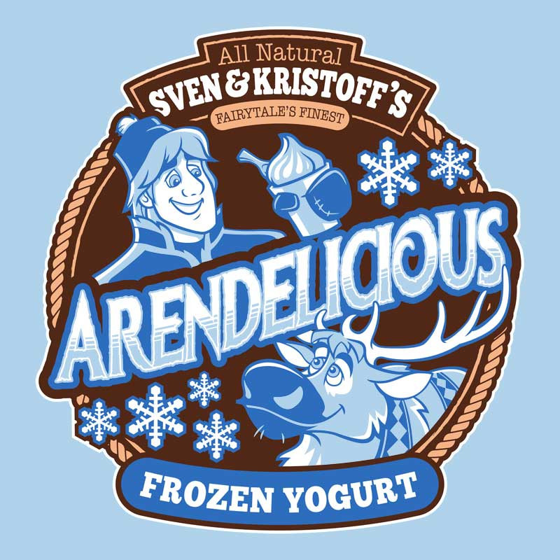 Snappy Kid: Arendelicious