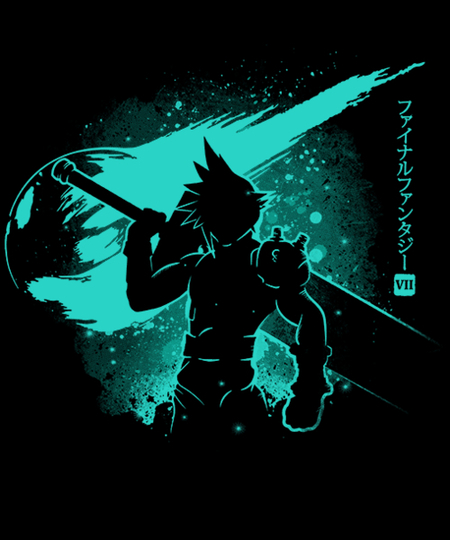 Qwertee: The Ex-soldier