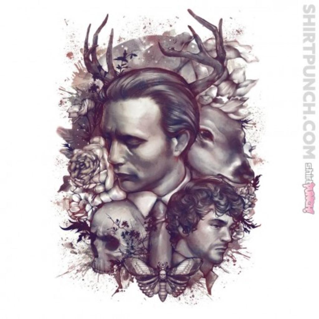 ShirtPunch: Hannibal Bundle (Shirt Only)