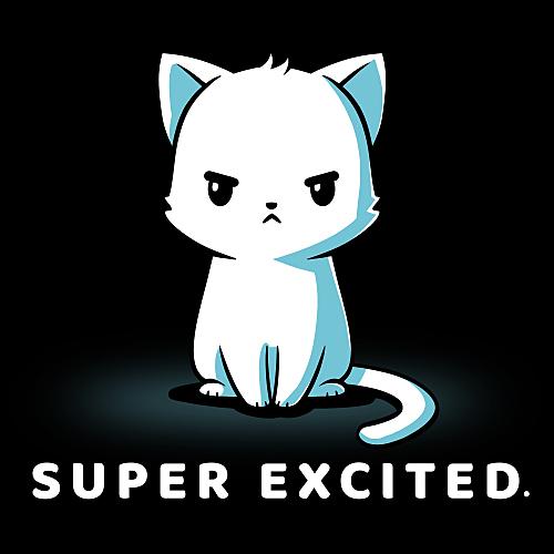 TeeTurtle: Super Excited