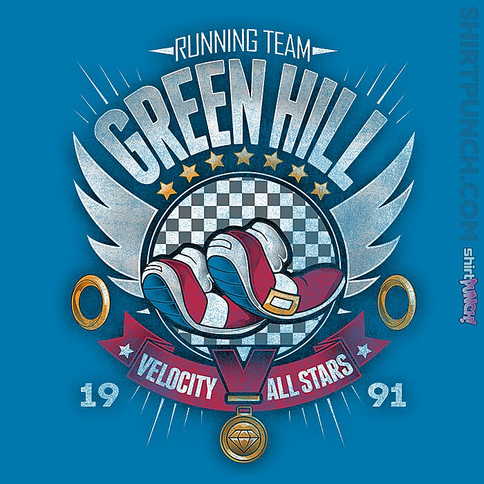 ShirtPunch: Green Hill Running Team