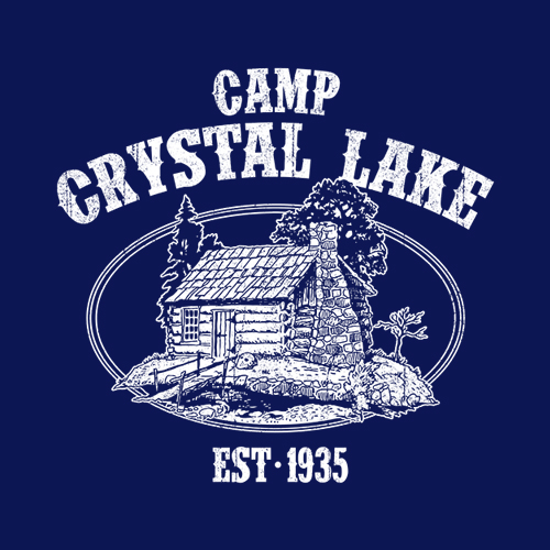 Five Finger Tees: Camp Crystal Lake