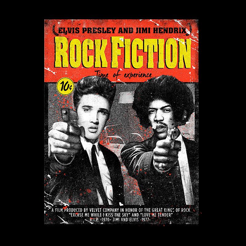 Pampling: Rock Fiction