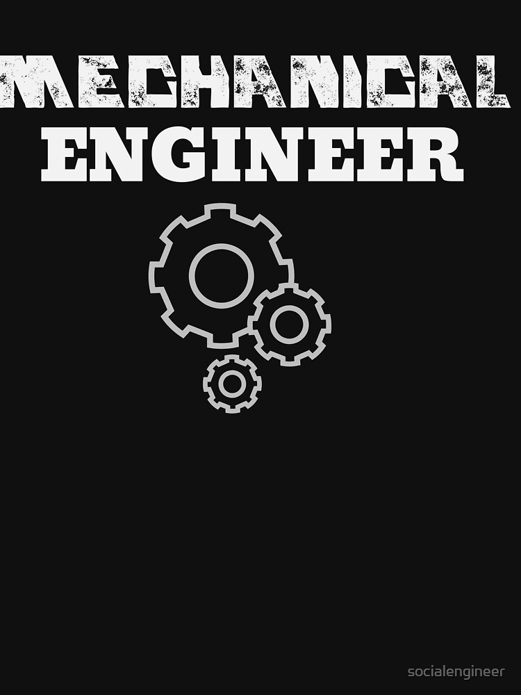 RedBubble: Mechanical Engineer