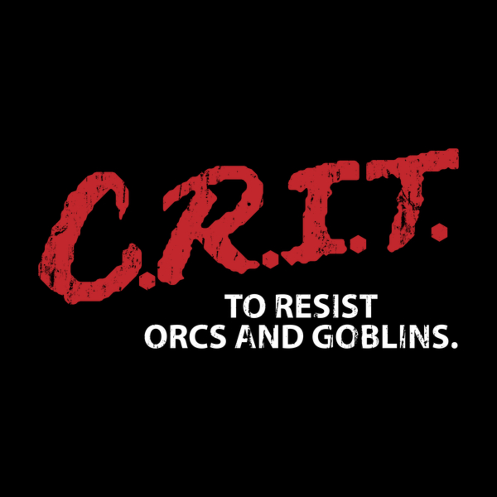 NeatoShop: C.R.I.T.