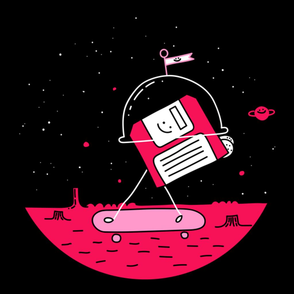 NeatoShop: Mars World - By Porky Roebuck
